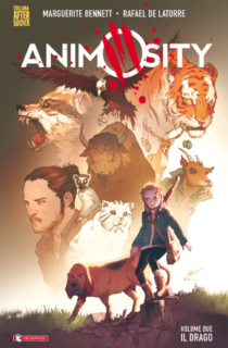 COMIXREVOLUTION-ANIMOSITY-2-BROSSURATO-9788869194429-CARTONATO-9788869194436