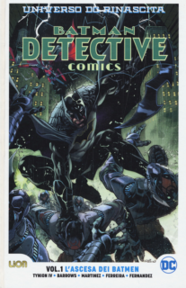 COMIXREVOLUTION-BATMAN-DETECTIVE-COMICS-RINASCITA-ULTRALIMITED-1-9788833044804