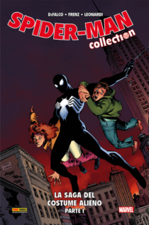 COMIXREVOLUTION-SPIDER-MAN-COLLECTION-15-LA-SAGA-DEL-COSTUME-ALIENOPARTE-1-9788891240538