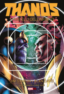 COMIXREVOLUTION-THANOS-I-FRATELLI-DELL-INFINITO-9788891240491