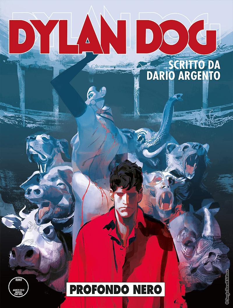 copertina comixrevolution-_dylan_dog_383_cover_profondo_nero_977112158004780383