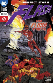 COMIXREVOLUTION-FLASH-REBIRTH-41-977228372500080080-9788833049069