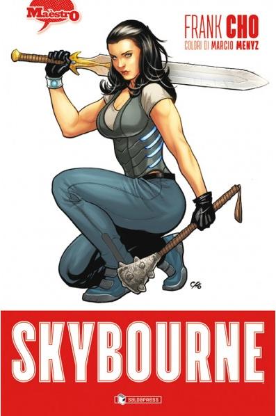 copertina COMIXREVOLUTION-SALDAPRESS-SKYBOURNE-9788869194498