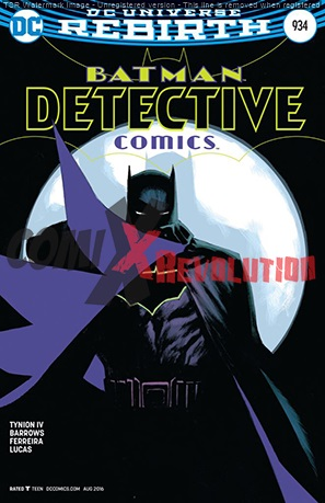 Batman Detective Comics Rebirth n.1