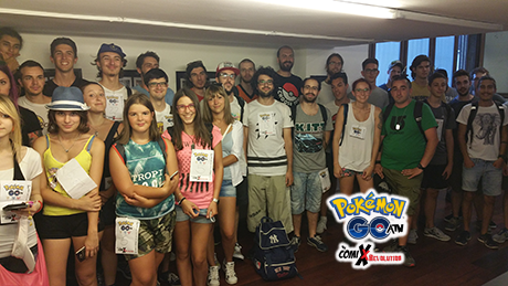 ComiXrevolution Pokemon Go Atw