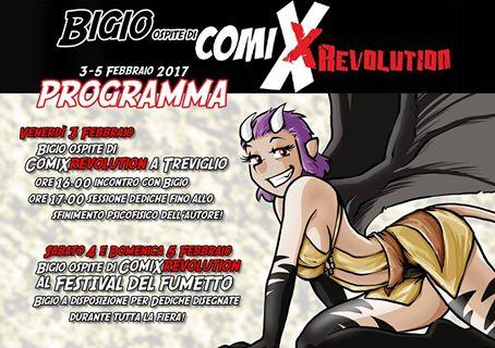comixrevolution-bigio-drizzit-evento