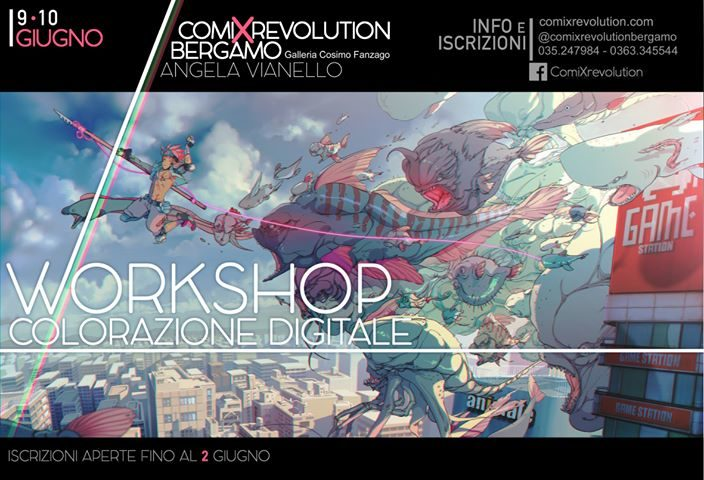 Workshop con Angela Vianello