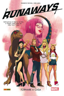 COMIXREVOLUTION-RUNAWAYS-VOLUME-1-9788891240408