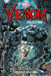 COMIXREVOLUTIOM_VENOM_COLLECTION_1_ORIGINE_OSCURA_9788891240798