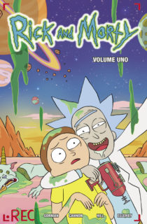 COMIXREVOLUTION_RICKANDMORTY_1