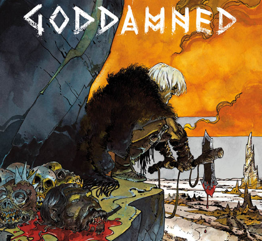 COMIXREVOLUTION-THE-GODDAMNED-100-HD9788891233424