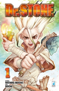 COMIXREVOLUTION-STAR-COMICS-DR.-STONE-1-9788822610768