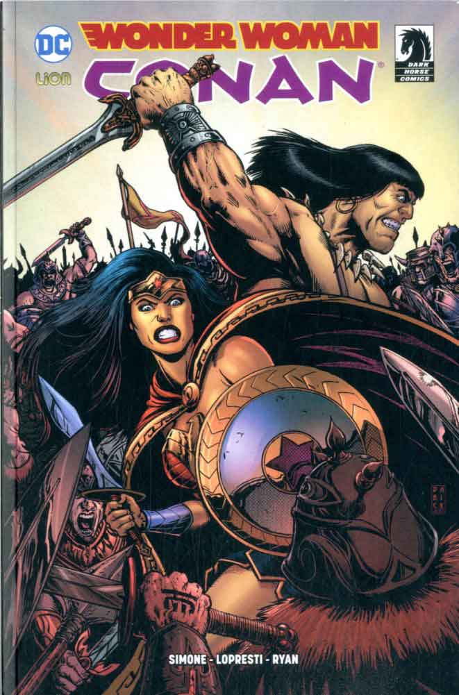 copertina comixrevolution_wonder_woman_conan