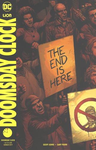 copertina comixrevolution_doomsday_clock_1_9788829301256