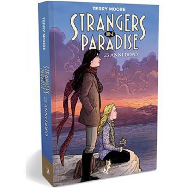 copertina comixrevolution_strangers_in_paradise_xxv