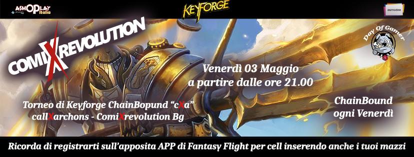 xomixrevolution-keyforge-tournaemnt-bergamo-chainbound