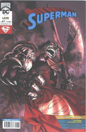 copertina rw-lion-superman-57