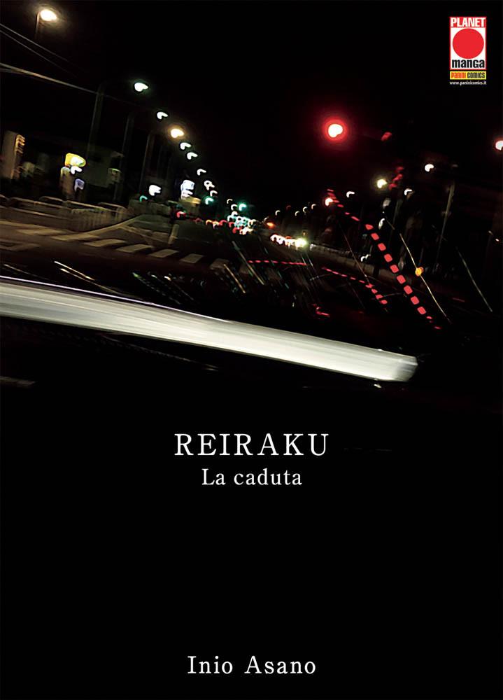 copertina COMIXREVOLURION-REIRAKU-LA-CADUTA-9788891288592