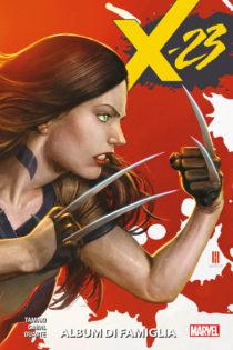 COMIXREVOLUTION-X-23-1-ALBUM-DI-FAMIGLIA-9788891247100