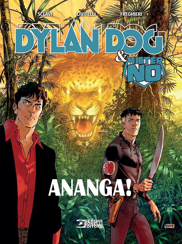 copertina ComiXrevolution-dylan_dog_mister_no__ananga_