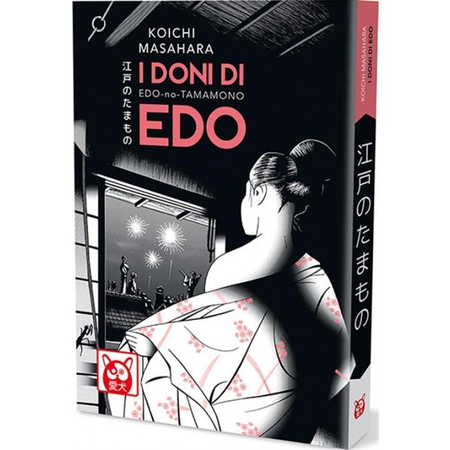 copertina comixrevolution_il_dono_di_edo_9788832732900