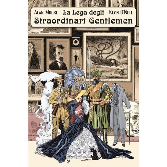 copertina comixrevolution_la_lega_degli_straordinari_gentlemen_-_nuova_edizione_-_1_9788832732580