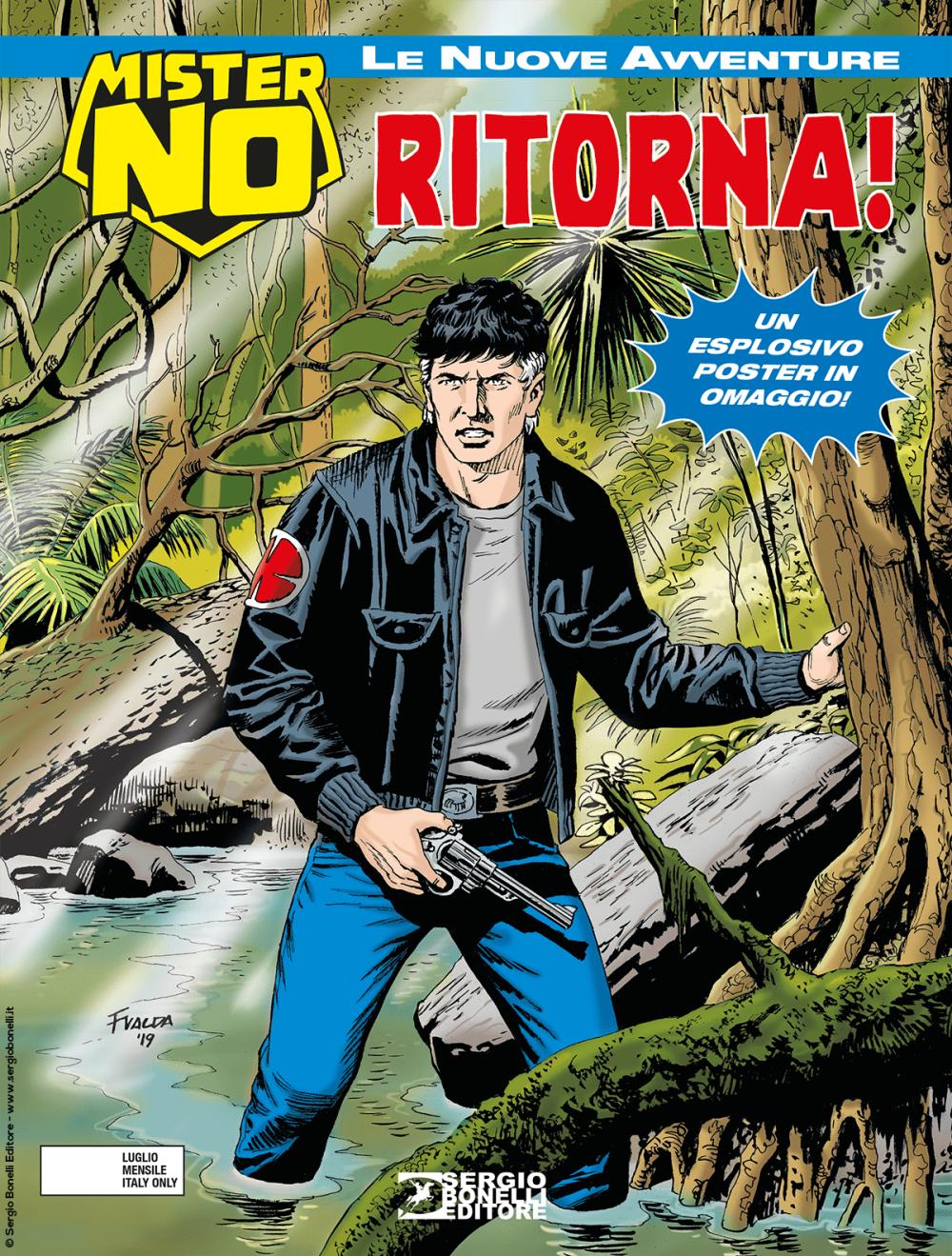 copertina comixrevolution-mister_no_le_nuove_avventure_01_ritorna