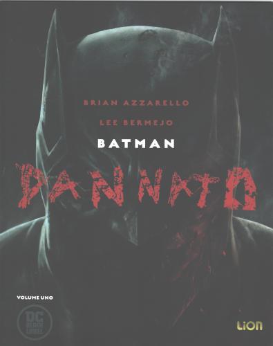 copertina comixrevolution_batman-dannato-1