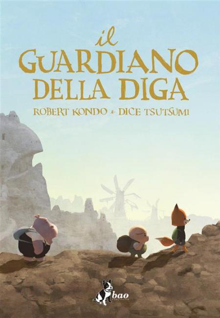 copertina comixrevolution_il_guardiano_della_diga_2_9788832732818