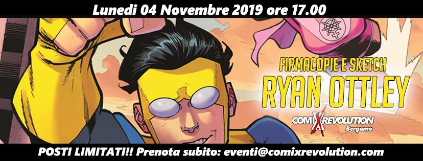 REGOLAMENTO EVENTO RYAN OTTLEY